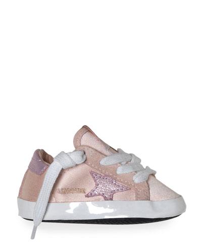 Babystar Mixed Material Sneakers  Baby