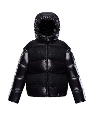 c042ee309 Moncler Jackets & Coats for Kids at Neiman Marcus