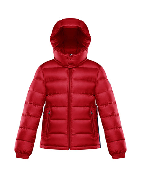 Image 1 of 3: Moncler New Gastonet Puffer Coat, Size 8-14