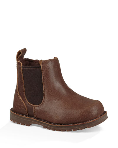 Callum Leather Chelsea Boots  Baby/Toddler