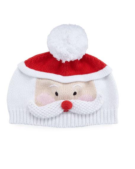 Zubels Santa Knit Baby Hat