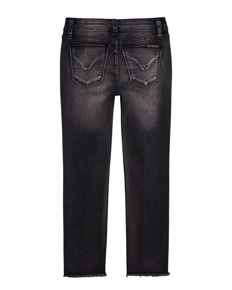 Hudson Girls' 5-Pocket Ankle Skinny w/ Front Seams, Size 7-16