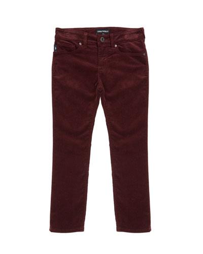 Boy's Stretch Skinny Denim Jeans  Size 4-16