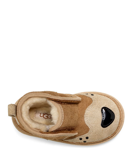 UGG Happee Neumel Suede Boots, Baby/Toddler