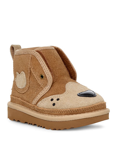 Happee Neumel Suede Boots  Baby/Toddler