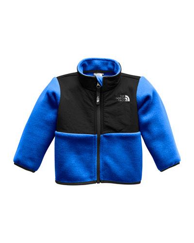 Boy's Denali Two-Tone Fleece Jacket, Size 6-24 Months