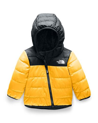 Mount Chimborazo Reversible Hooded Jacket  Size 6-24 Months