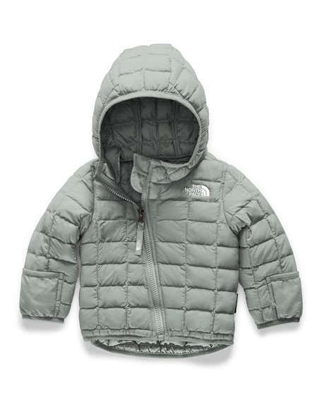 The North Face Quilted ThermoBall Hooded Jacket, Size 6-24 Months