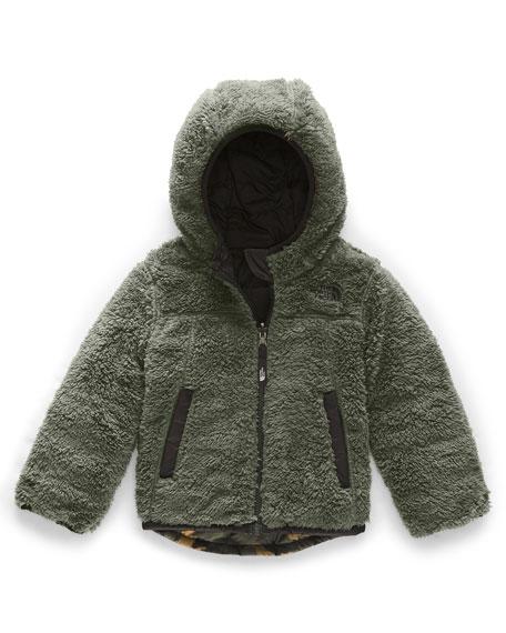 The North Face Mount Chimborazo Reversible Hooded Jacket, Size 2-4T