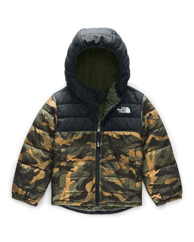 Mount Chimborazo Reversible Hooded Jacket, Size 2-4T