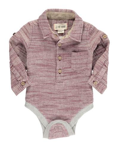 Textured Woven Bodysuit w/ Children's Book  Size 0-24 Months