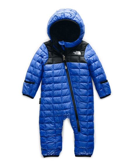 The North Face Boy's Quilted ThermoBall Eco Bunting, Size 6-24 Months