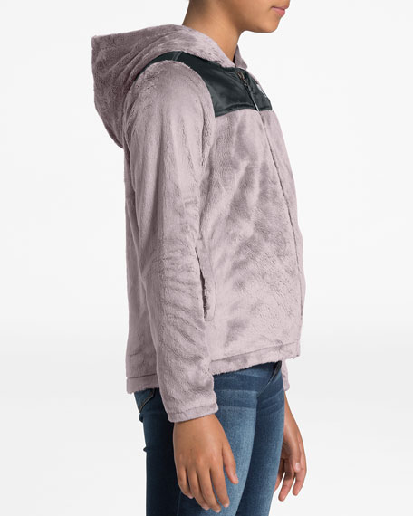 The North Face Girl's Oso Fleece Hooded Jacket, Size XXS-XL