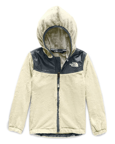 The North Face Oso Fleece Hooded Jacket, Size 2-4T