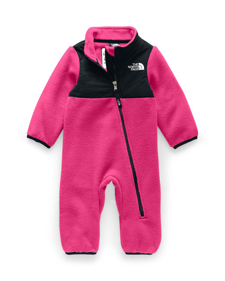 Image 1 of 1: Girl's Denali Fleece Coverall, Size 6-24 Months