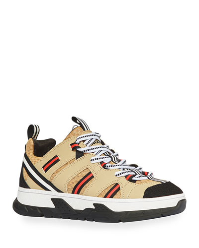 Icon Stripe Low-Top Chunky Sneakers  Toddler/Kids