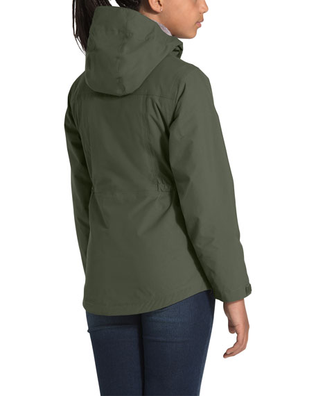 Image 4 of 4: The North Face Girls' Osolita Triclimate Jacket, Size