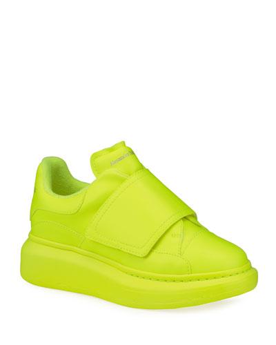 Neon Platform Fashion Sneakers  Kids