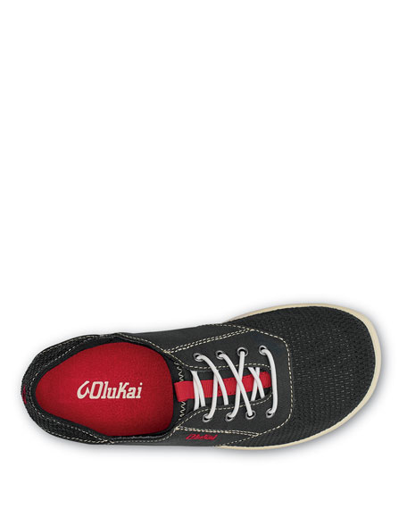 Olukai Boy's Nohea Moku Mesh Sneakers, Toddler/Kids
