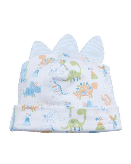 Kissy Kissy Dino Dash Pima Baby Hat