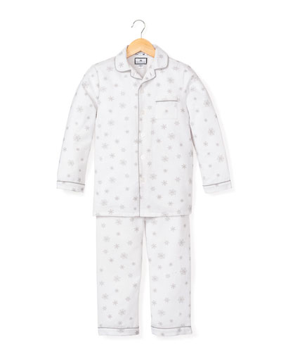 Winter Wonderland Two-Piece Pajama Set  Size 6M-14