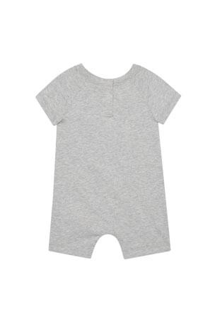 NEW Kids Stuff  Baby//Toddler Boys Grey Half Zip Motif Sweat Top Age 18 Months