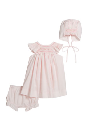 NEW 9-12 months. summer outfit Mini B Baby girls floral dress /& knickers set