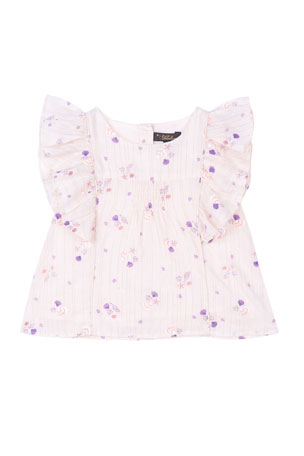 Velveteen Izzy Princess Top, Size 3-24 Months