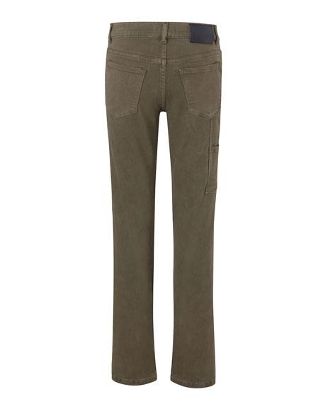 DL1961 Premium Denim Boy's Brady Slim Denim Jeans, Size 8-18