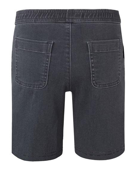 DL1961 Premium Denim Boy's Mikey Athletic Shorts, Size 8-18