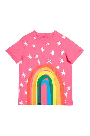 Denim Shorts Outfits Toddler KIDS Girls Chiffon Ruffled Nail Bead T Shirt Top