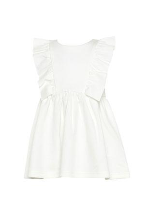 Bardot Junior Girl's Mavis Gathered Ponte Dress, Size 7-16