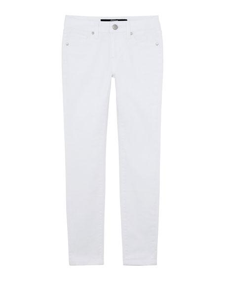 Joe's Jeans Girl's Stretch Denim Jeggings, Size 4-6X