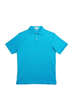 Ralph Lauren Shirt Blue Logo Screen Print Tee T Top Striped Navy Blue Heart