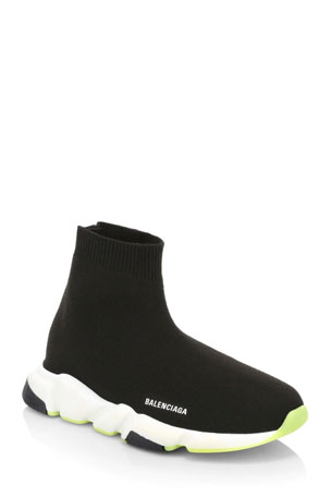 Balenciaga Speed Sock Sneakers, Kids
