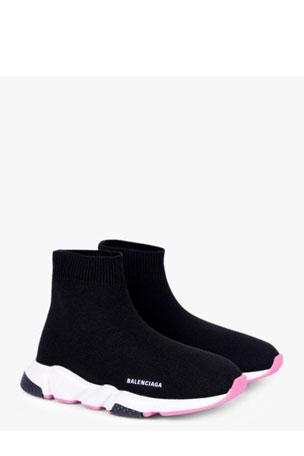 Balenciaga Speed Sock Sneakers, Kids