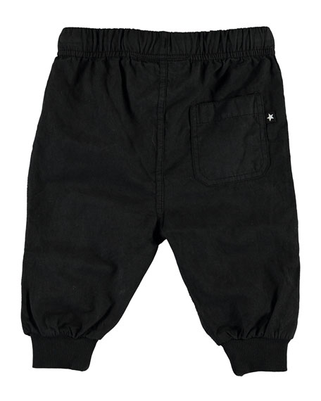 Molo Boy's Shay Woven Pants, Size 6-24 Months