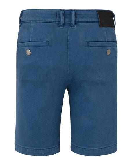 DL1961 Premium Denim Boy's Jacob Chino Shorts, Size 8-14
