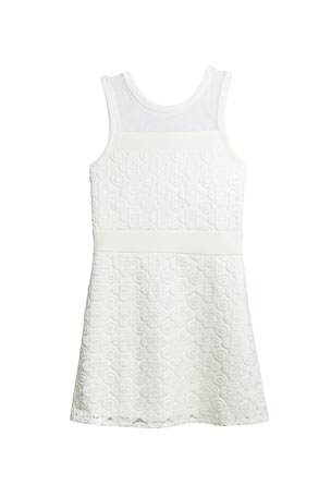 Sally Miller The Liz Lace Sleeveless Dress, Size S-XL