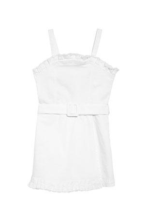 Habitual Girl's Skort Romper, Size 7-14