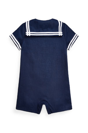 Boys T-Shirt Shorts Outfit Deep Water Polo Top Set Toddler Kids 12 to 36 Months