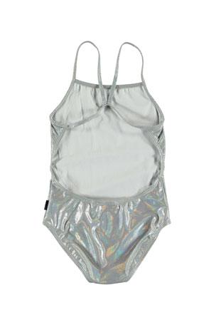 Submarine Girls Floral Print Bikini Bathing Suit 6 8 10 NWT $84