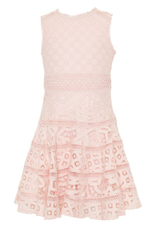 Bardot Junior Elise Lace Dress, Size 8-14