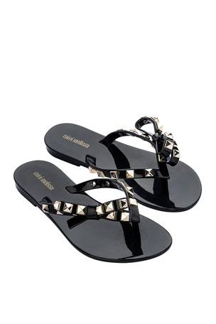 Mini Melissa Harmonic Studs Sandals, Baby/Toddler