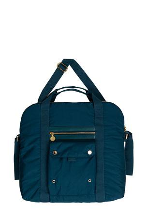 Stella McCartney Kids Solid Diaper Bag