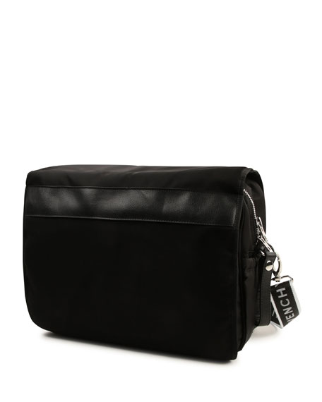 Image 4 of 4: Givenchy Logo Strap Diaper Changing Bag