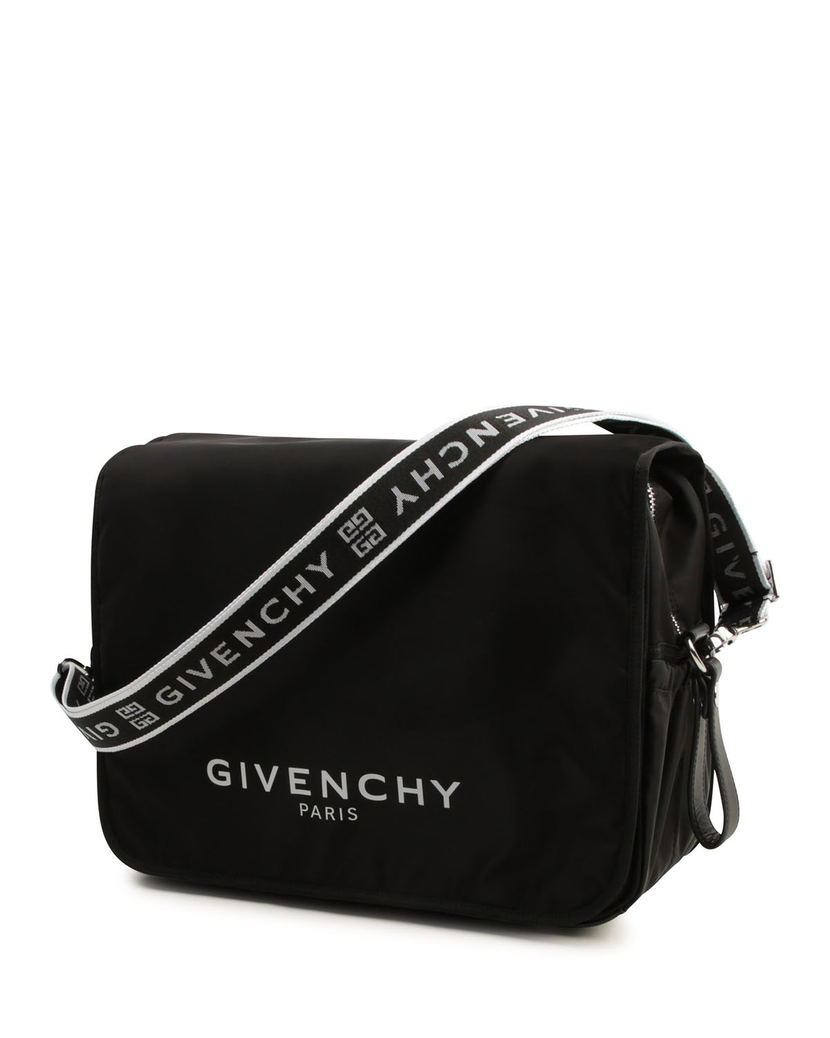 Givenchy Logo Strap Diaper Changing Bag