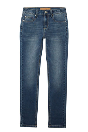 Joe's Jeans Boy's Rad Knit Denim Skinny Jeans, Size 2-7