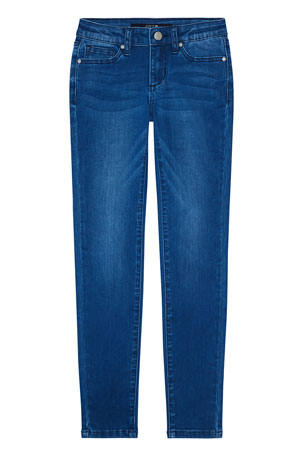 Joe's Jeans Girl's 5-Pocket Skinny Denim Jeans, Size 7-16