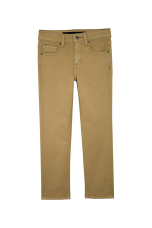 Joe's Jeans Boy's Brixton Straight-Leg Pants, Size 2-7